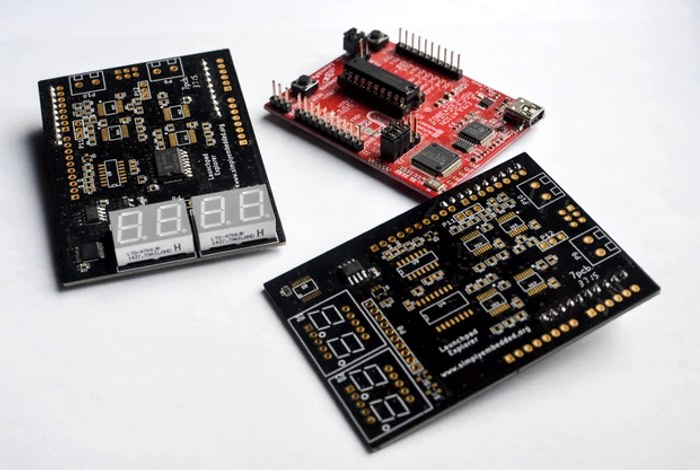 Texas Instruments LaunchPad Educational Platform
