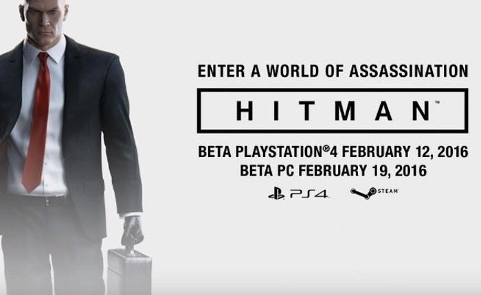 The Hitman Beta