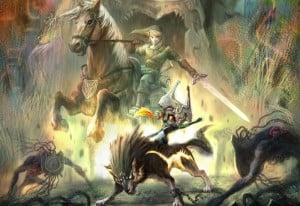The Legend of Zelda: Twilight Princess HD Gameplay (video)