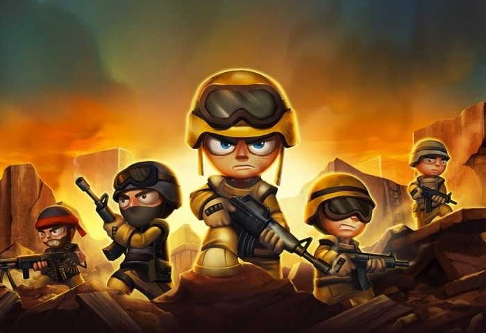 Tiny Troopers Xbox One