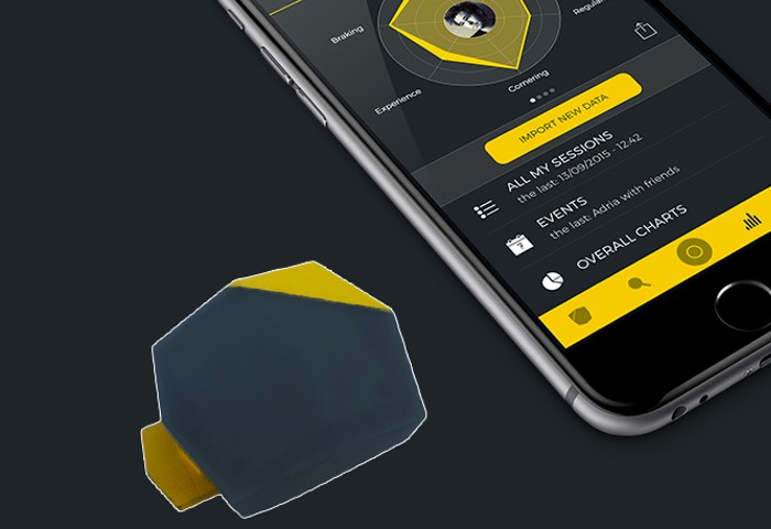 Track Your Motorcycle Performance Using Brain One (video)