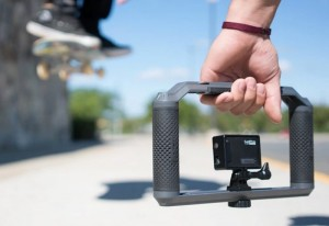 Triad Grip GoPro Action Camera Mount And Stablity System (video)