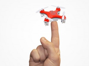 Save 50% On The Awesome Ultra Stealth Nano Drone