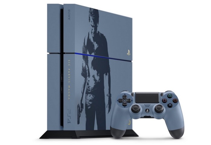 Uncharted 4: A Thief's End Limited Edition PS4