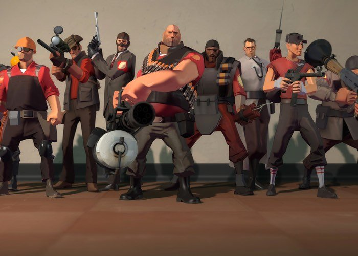 Valve Preparing Team Fortress 2 For Competitive eSports