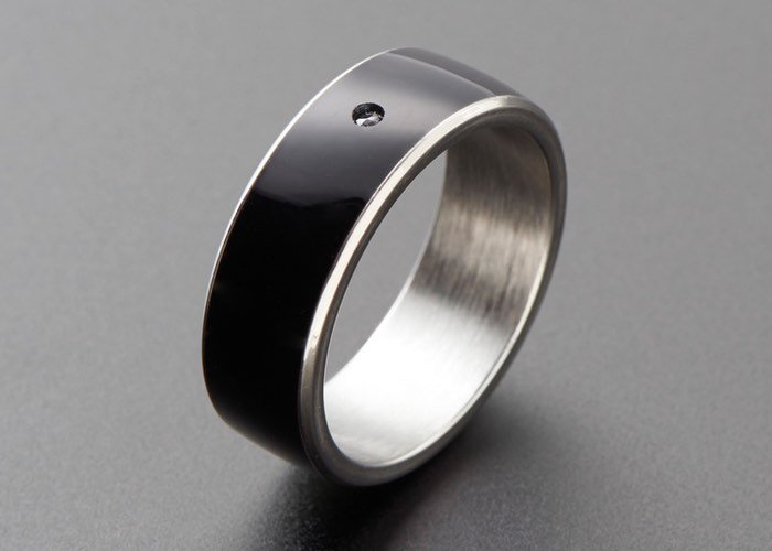 Wearable Smart Rings