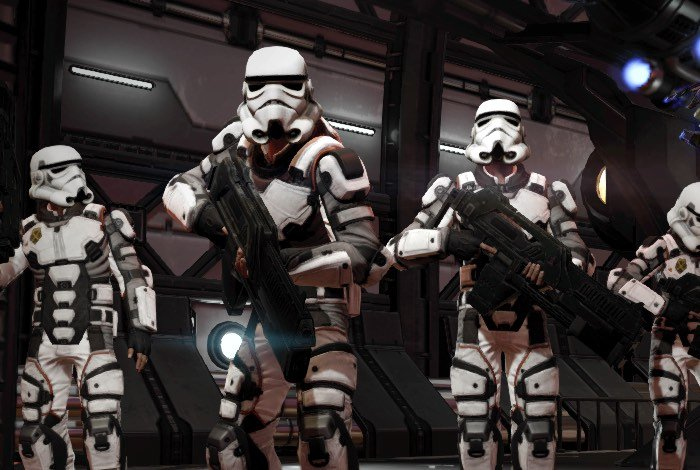 XCOM 2 Mod Transforms Your Troops Into Stormtroopers