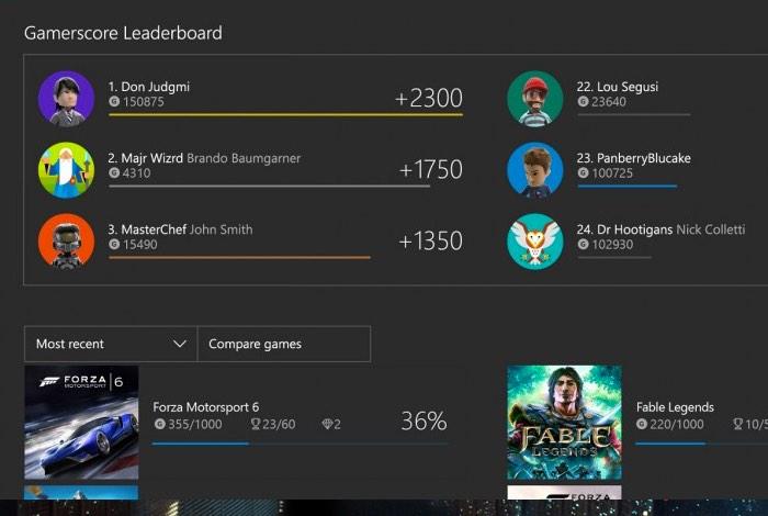 Xbox February Update