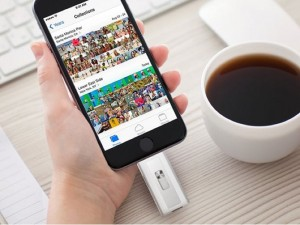 Sunday Deals: Xtra Drive Lightning Flash Drive with 16GB Micro SD Card, Save 20%