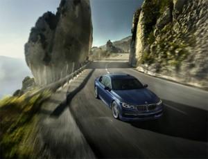 2017 BMW Alpina B7 xDrive Hits 60mph in 3.6 seconds