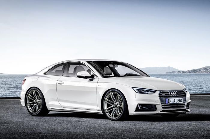 New Audi A5 Coupe May Launch Next Year Geeky Gadgets