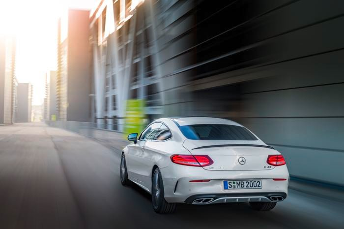 Mercedes AMG C 43 Coupe