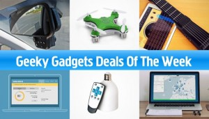 Geeky Gadgets Deals Of The Week, 6th February 2016