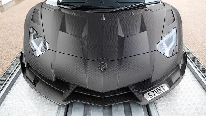Mansory Lamborghini Aventador SV