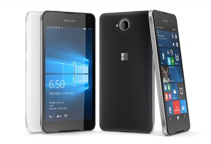 Microosft Lumia 650
