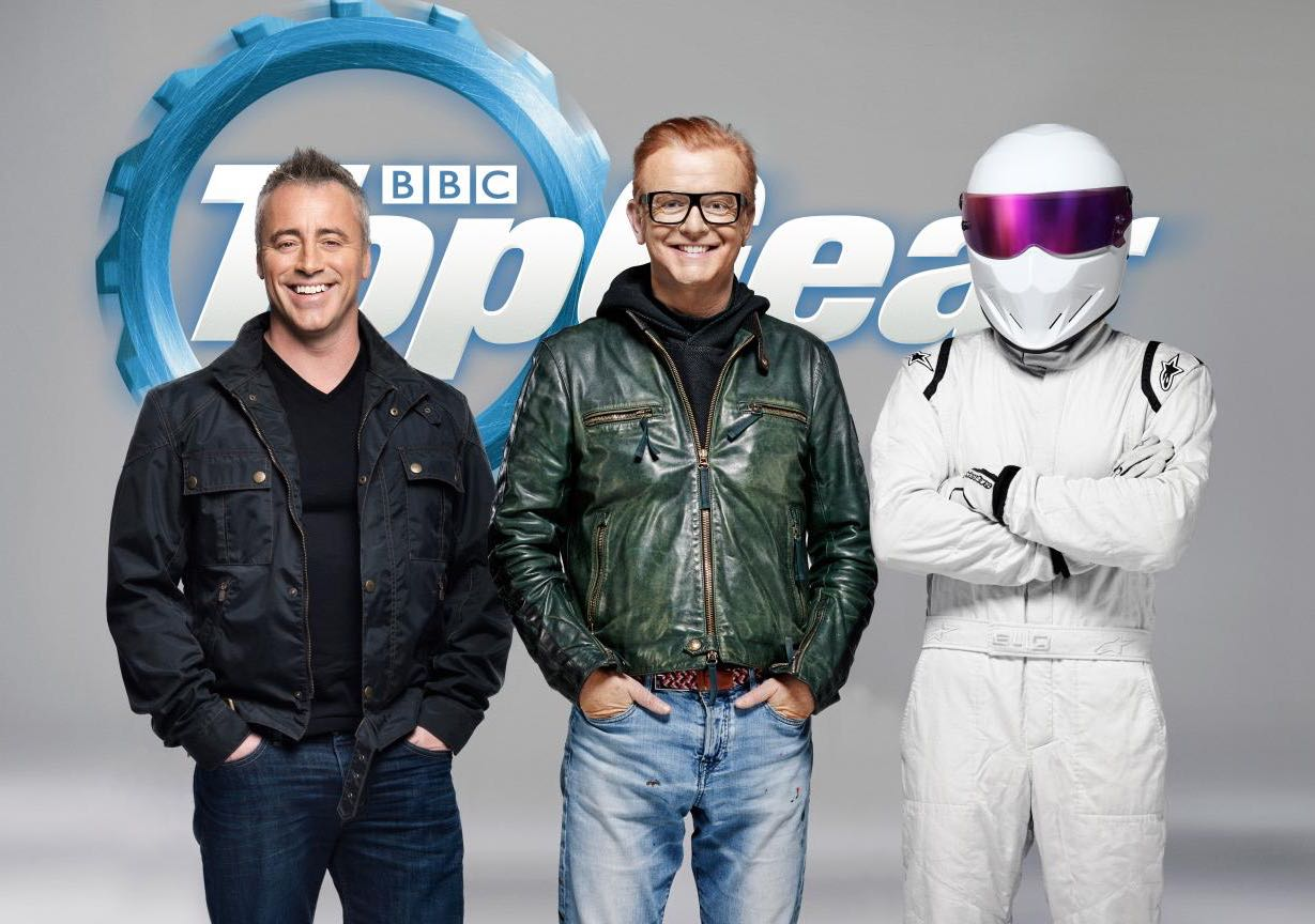 new top gear