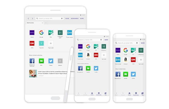 Samsung Internet 4.0