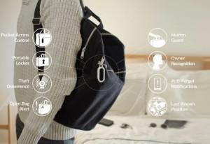 Serenity Smart Bag Guardian (video)