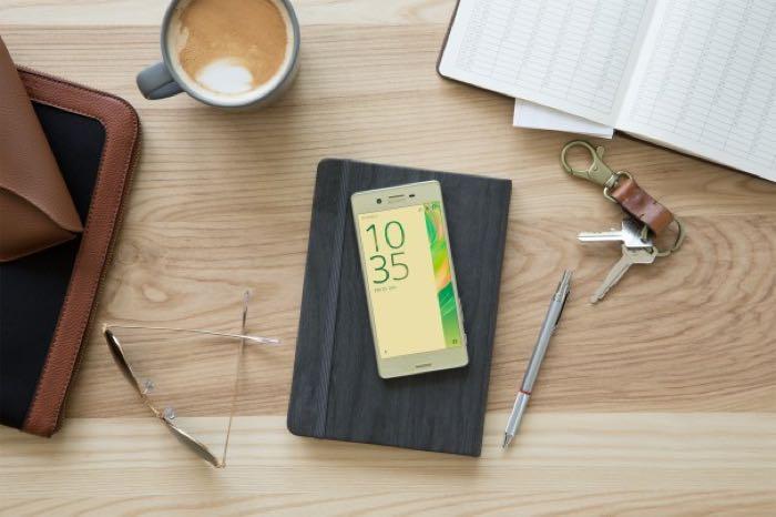 Sony Xperia X Series