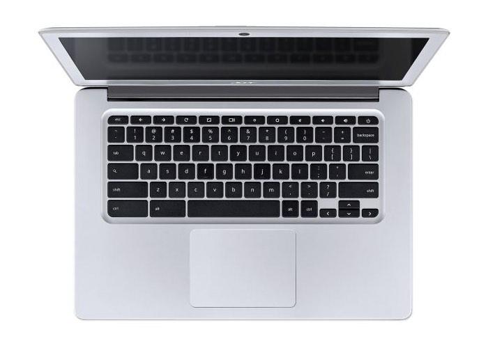 Acer Chromebook 14 Braswell IPS Display Laptop