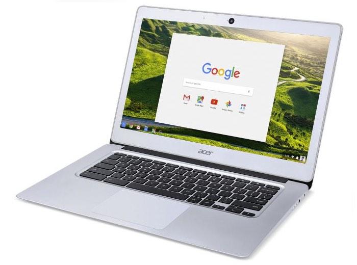 Acer Chromebook 14 Braswell IPS Display