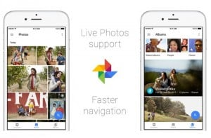 Apple Live Photos Now Supported By Google Photos For iOS App