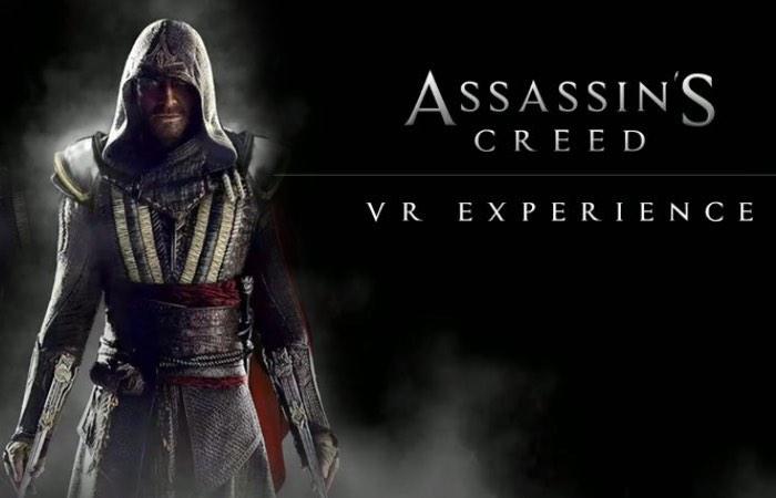Assassin's Creed Virtual Reality Experience