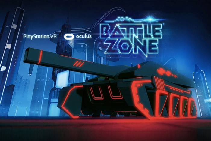 Battlezone PlayStation VR