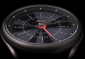Calendar Watch Combines Your Digital Calendar And Clean Design (video)