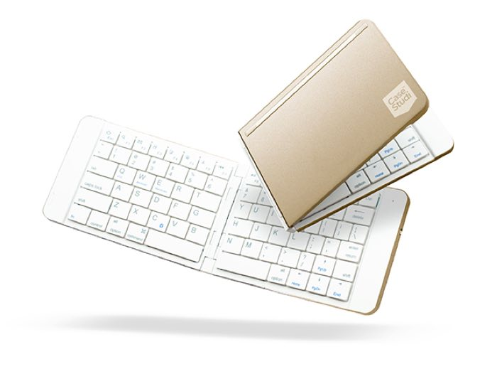 Casestudi Folding Bluetooth Keyboard