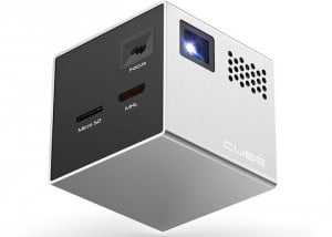 Cube Mobile Projector Now Available To Purchase For $299