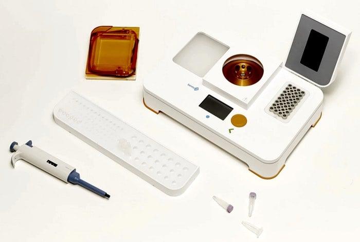 DNA laboratory