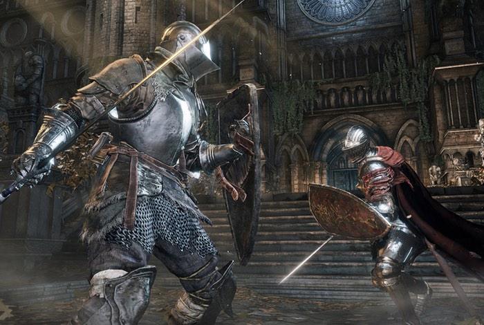 Dark Souls III Gameplay