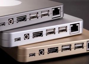 DoBox Portable Wireless Dock For Apple Hardware (video)