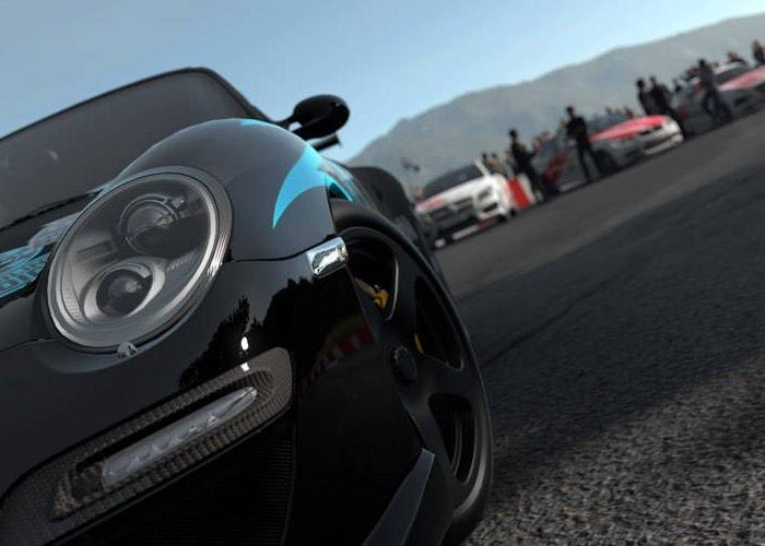 Evolution Studios DriveClub