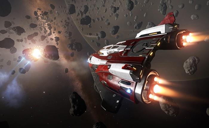 Elite Dangerous Space Simulation Game