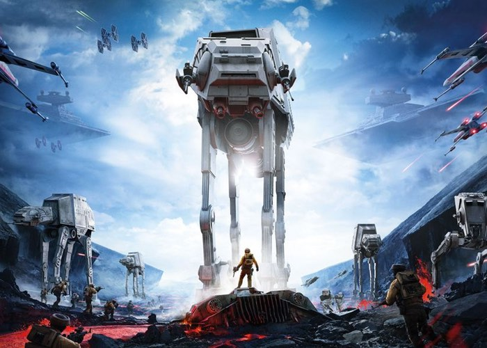 Star Wars Battlefront Update