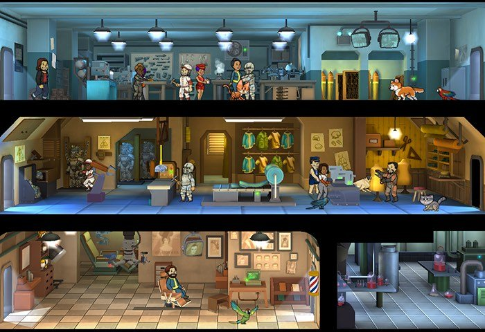 Fallout Shelter Update 1.4