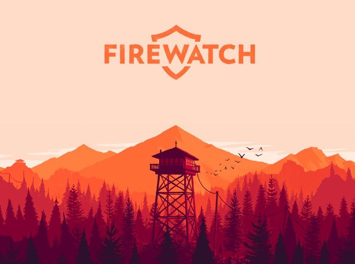 Firewatch Game PC