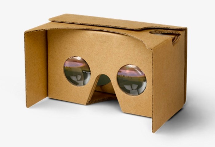 Google Cardboard VR-1