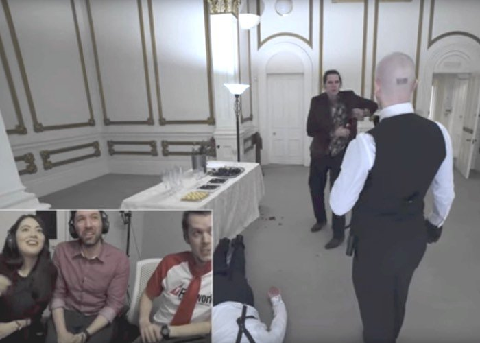 Hitman Game Recreated Using In Real Life