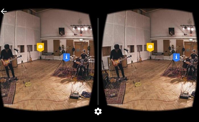 Inside Abbey Road Google Cardboard