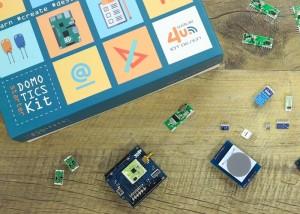 Internet Of Things Smart Home Domotics Kit Hits Kickstarter (video)
