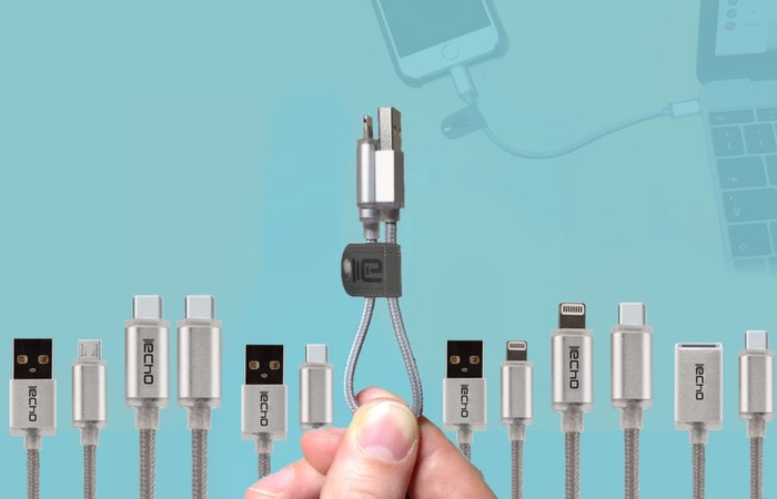 IronWire Charging Cables