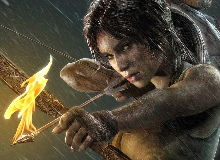 Lara Croft Celebrates Her 20th Birthday