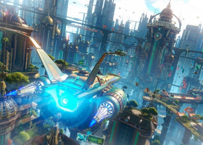 Latest Ratchet & Clank Story Trailer Released