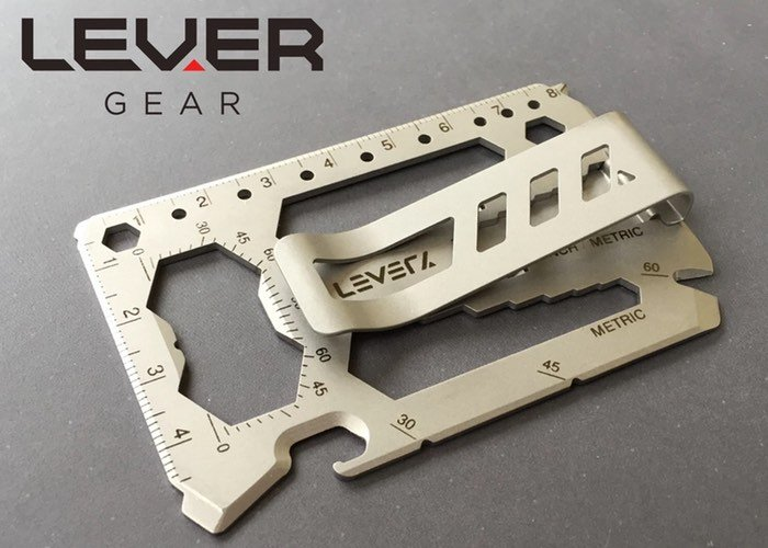 Lever Gear 40 Tool Multitool