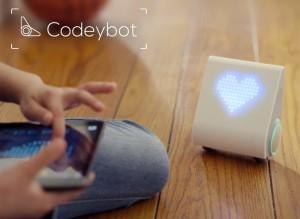 Makeblock Codeybot Educational Coding Robot Hit Kickstarter (video)