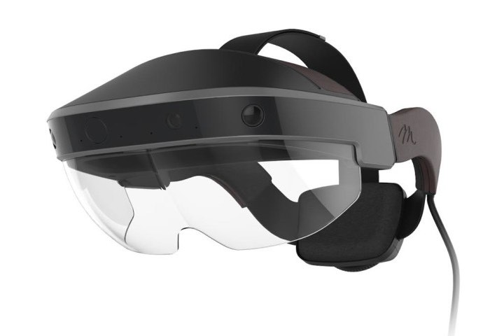 Meta 2 Augmented Reality Headset Developer Kit