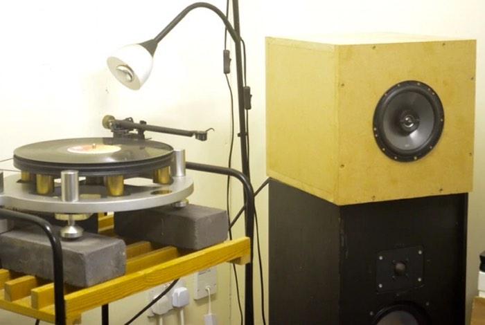Modular speaker system